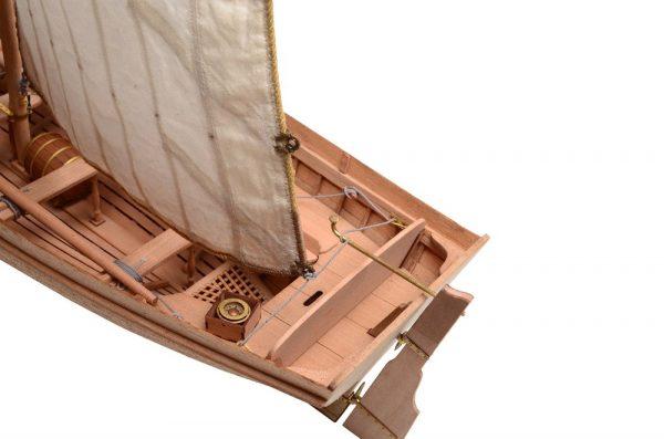 Купить сборную модель корабля Ял 4