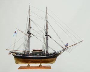 Бриг меркурий модель корабля купить
